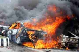 Horror: 5 Worshippers Dead as Suicide Bomber Attacks Mosque in Maiduguri